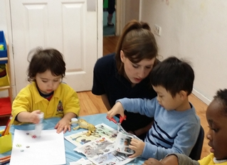 Mace Montessori Nursery School (Russell Square), London, London