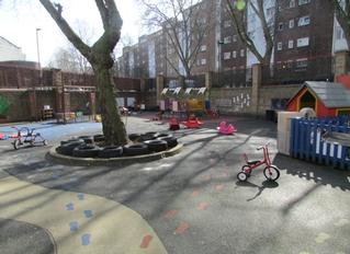 Magic Roundabout Nursery Stockwell, London, London