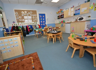 Asquith Enfield Day Nursery, Enfield, London