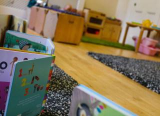 Chestnut Nursery School @ Chestnut Avenue, London, London