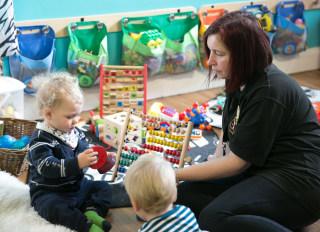 Monkey Puzzle Day Nursery Twickenham, Twickenham, London