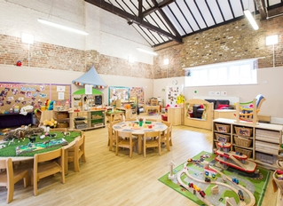 Bright Horizons Brentford Day Nursery and Preschool, Brentford, London