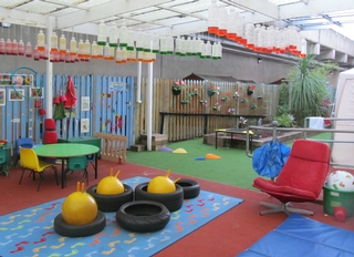 Ealing Hospital Children's Centre, Southall, London
