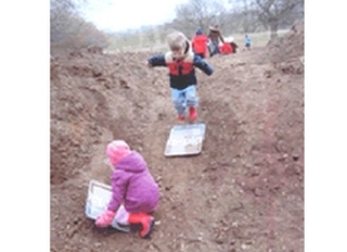 Harpers Nursery and Forest School, Bedford, Bedfordshire