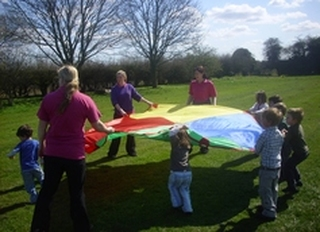 Quackers Day Nursery & Pre-School, Newbury, Berkshire