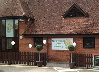 Nuffy Bear Day Nursery Stoke Poges, Slough