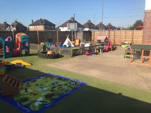 Kids Kingdom Day Care, Aylesbury, Buckinghamshire