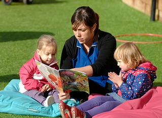 Brooksward Day Nursery, Milton Keynes, Buckinghamshire