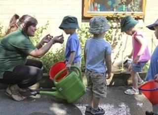 Acorn Day Nursery (Jubilee Wood), Milton Keynes, Buckinghamshire