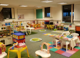 The Palace Day Nursery, Milton Keynes, Buckinghamshire