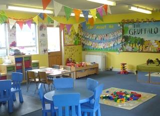 Little Footprints Day Nursery Ltd, Benfleet, Essex