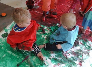 Scribbles Day Nursery, Epping, Essex