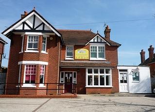 Alphabet City Day Nursery Highfields, Basingstoke, Hampshire