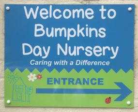 Bumpkins Day Nursery, Royston, Cambridgeshire
