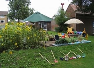 St Nicholas Nursery, Hemel Hempstead, Hertfordshire