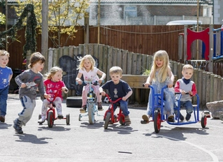 St George's Childcare, Tunbridge Wells, Kent
