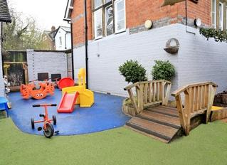 Bright Horizons Tonbridge Day Nursery and Preschool, Tonbridge, Kent