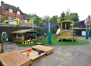 Bright Horizons Sevenoaks Day Nursery and Preschool, Sevenoaks, Kent