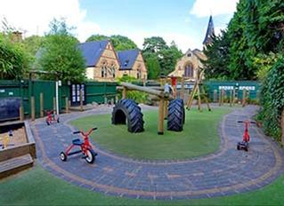 Asquith Woodlands Pre-School, Tunbridge Wells, Kent