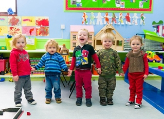 Play-A-Way Day Nursery, Gillingham, Kent