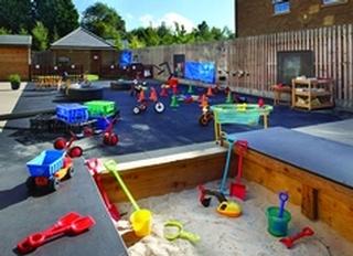 Bright Horizons Oxford Waterways Day Nursery and Preschool, Oxford, Oxfordshire