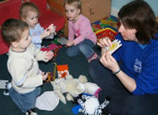 Little Treasures Pre-School & Day Nursery, Caterham, Surrey