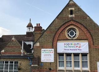 Footprints Day Nursery Staines, Staines-upon-Thames, Surrey