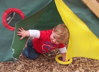 Growing Up Green Nursery, Brighton, East Sussex