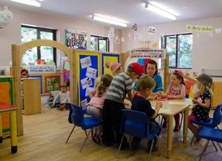 Cranbrook Independent Nursery & Pre-School - Clover Court, Crawley, West Sussex