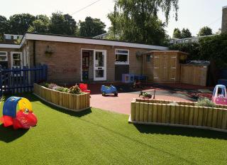 Robins Nest Day Nursery, Haywards Heath, West Sussex