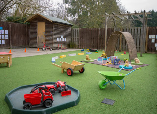 Bright Horizons Wolfson Court Day Nursery and Preschool, Cambridge, Cambridgeshire