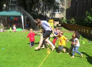 Becket Hall Day Nursery, Bristol, Bristol