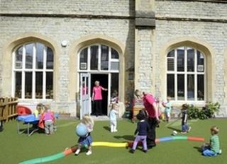 The Co-operative Childcare Bristol (Temple Meads) Nursery, Bristol, Bristol