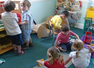 Margaret McMillan Nursery School, Plymouth, Devon