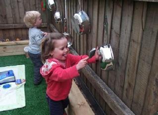 Playhouse Day Nursery, Cheltenham, Gloucestershire