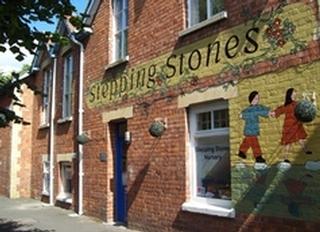 Stepping Stones Nursery, Cirencester, Gloucestershire