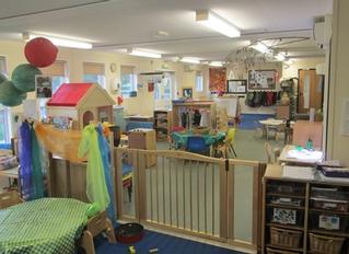 Little Horseshoe Nursery, Taunton, Somerset