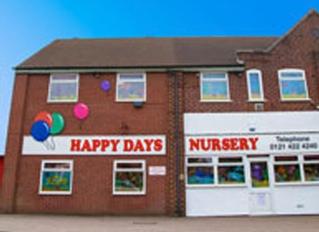 Happy Days at Quinton, Birmingham, West Midlands