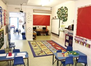 Russell Nursery School, Birmingham, West Midlands