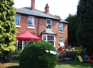 Seesaws Day Nursery, Sutton Coldfield, West Midlands