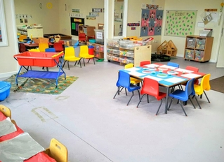 Teeny Tots Day Nursery, Birmingham, West Midlands