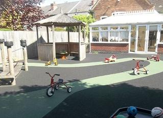 Wylde Green Nursery School, Sutton Coldfield, West Midlands