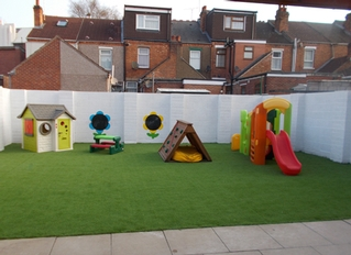 George Eliot Kindergarten, Coventry, West Midlands
