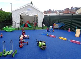 A B C Day Nursery, Smethwick, West Midlands