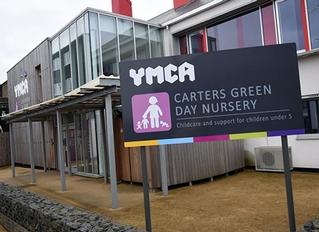 YMCA Nursery Carters Green, West Bromwich, West Midlands