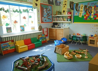 The Croft Nursery (Newcastle), Newcastle-under-Lyme, Staffordshire
