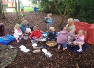 The Crescent Pre School Nursery Ltd, Stoke-on-Trent, Staffordshire