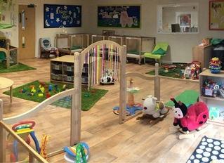 The Jungle Day Nursery, Chesterfield, Derbyshire