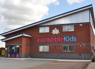 Incredible Kids Derby, Derby, Derbyshire