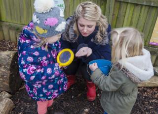 The Melton Mowbray Nursery School, Melton Mowbray, Leicestershire